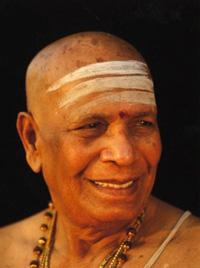 headshot of Sri K. Pattabhi Jois